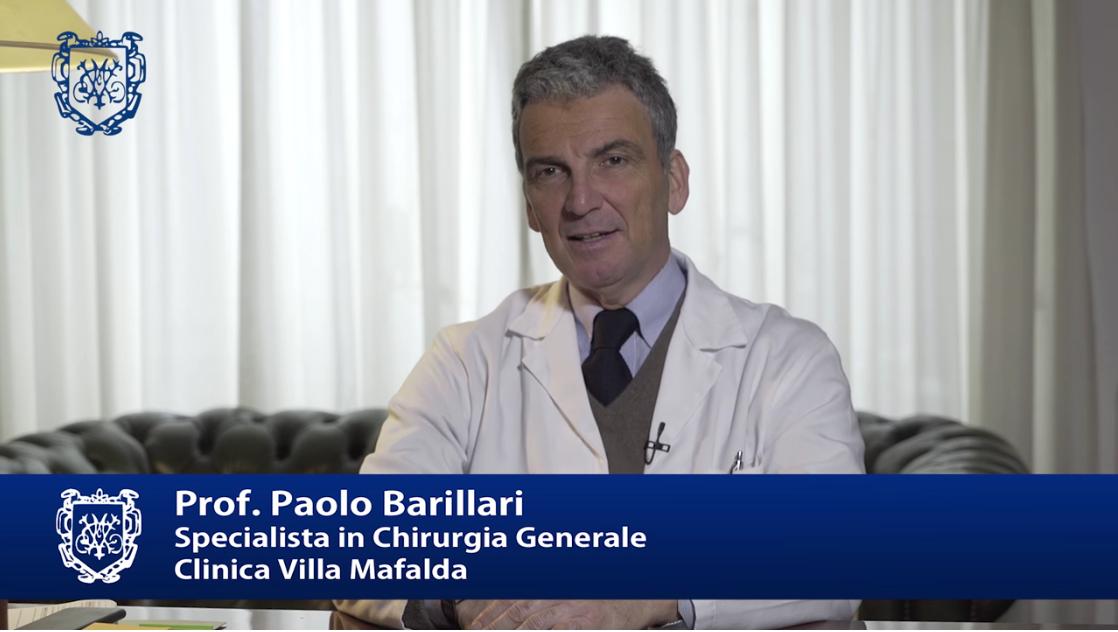 Paolo Barillari: Il trattamento dell'Ernia Inguinale