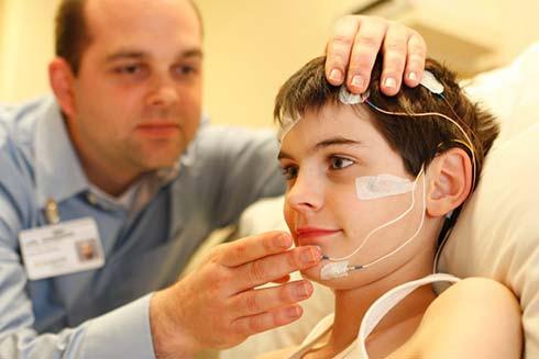 la polisonnografia e gli esami del sonno