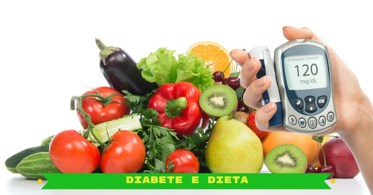Combattere il diabete con la dieta
