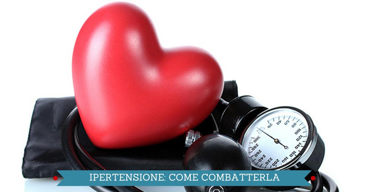Consigli per combattere l'ipertensione