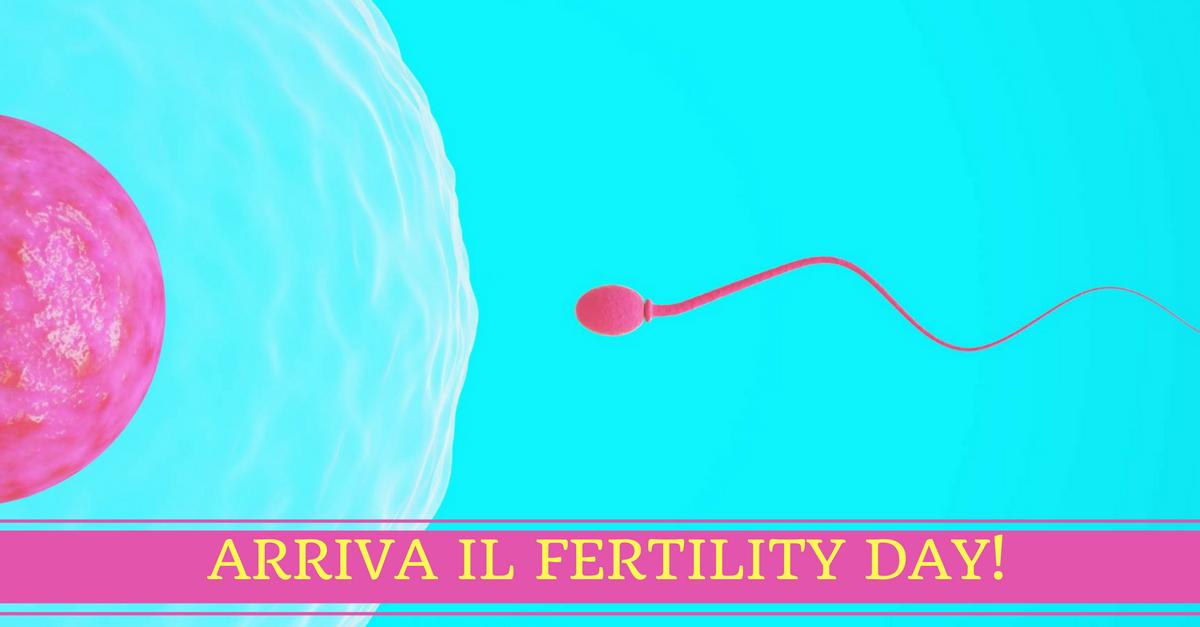 Fertility Day, la Giornata della Fertilità