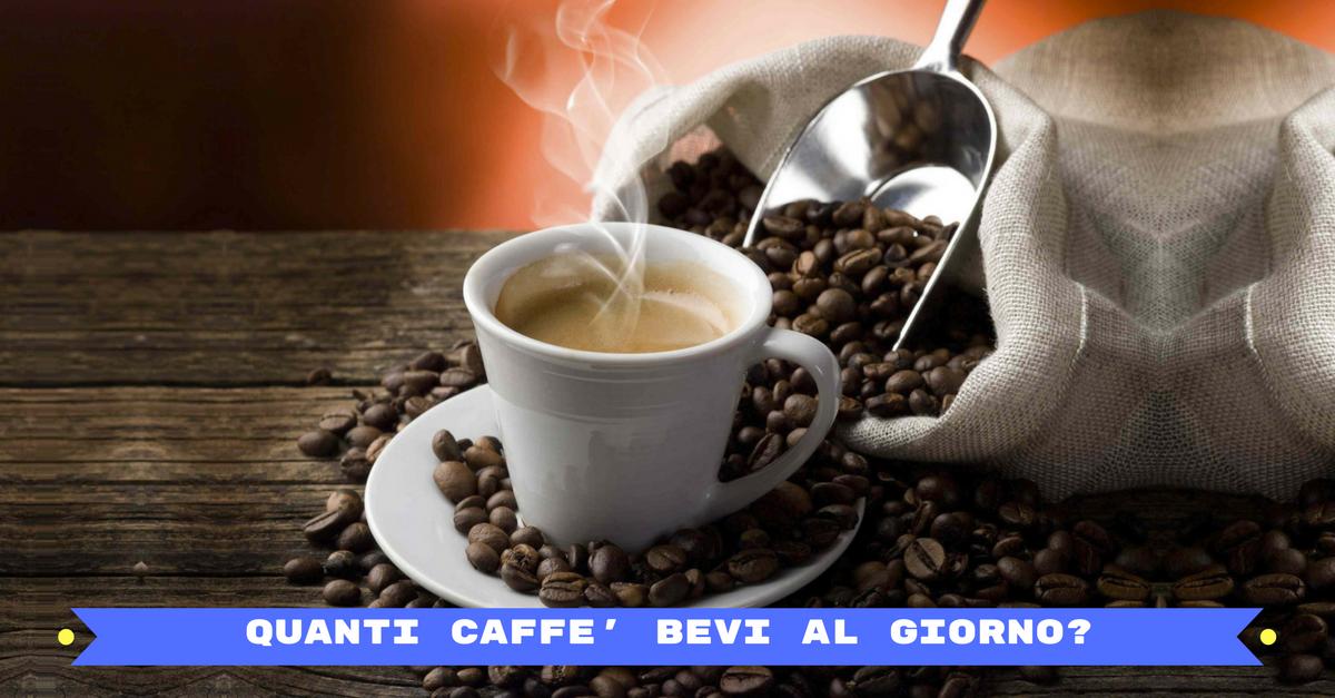 Bere molto caffè, questione di geni