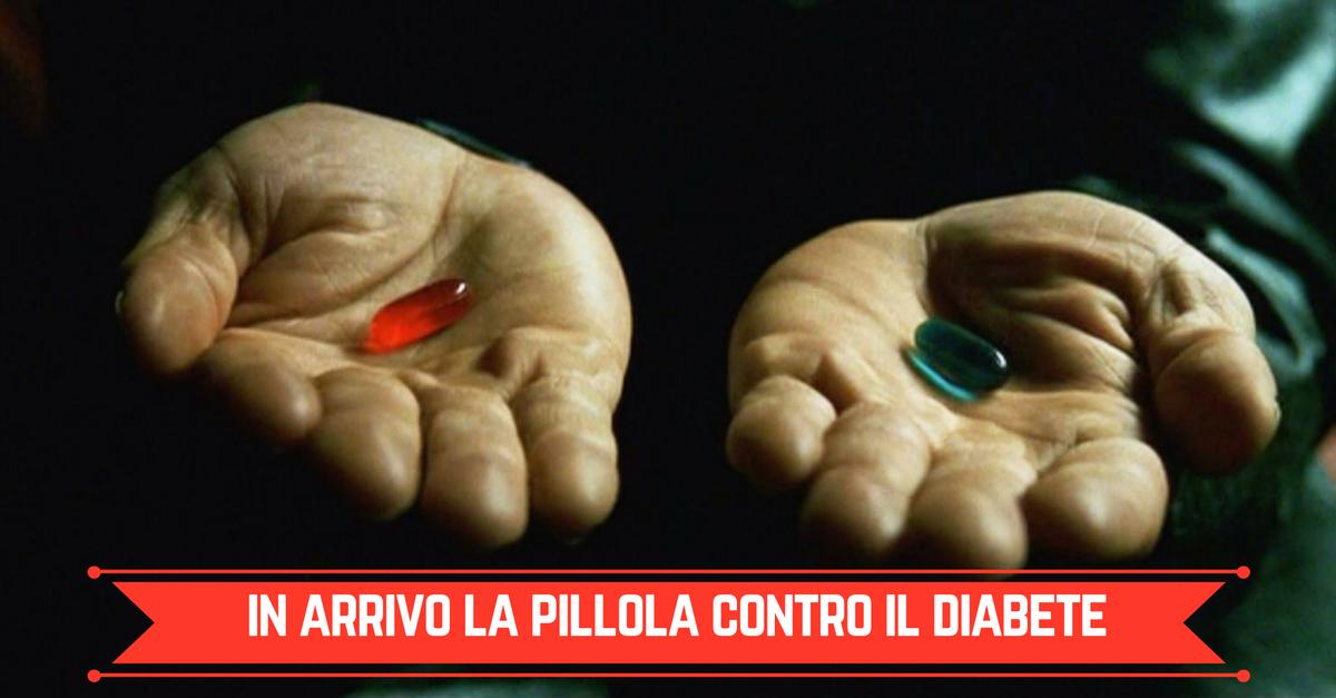 pillola diabete villa mafalda roma