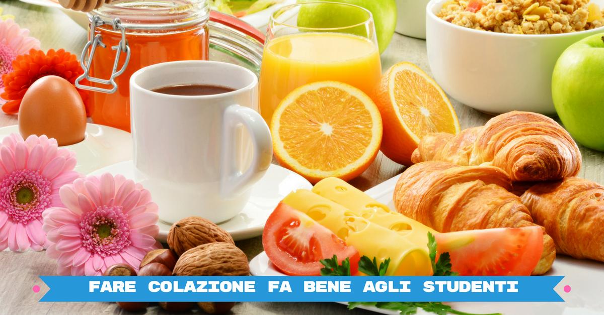 Fare colazione aumenta il rendimento scolastico villa for Fare una villa