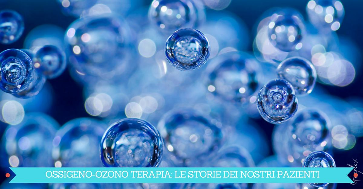 Ozonoterapia, le testimonianze dirette dei nostri pazienti