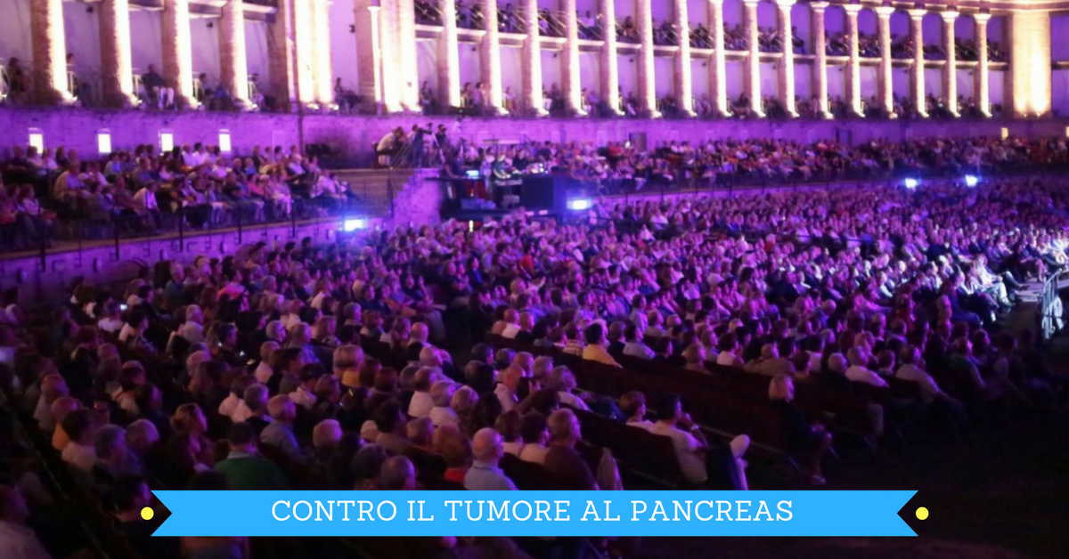 Mi illumino di viola, contro il tumore al pancreas