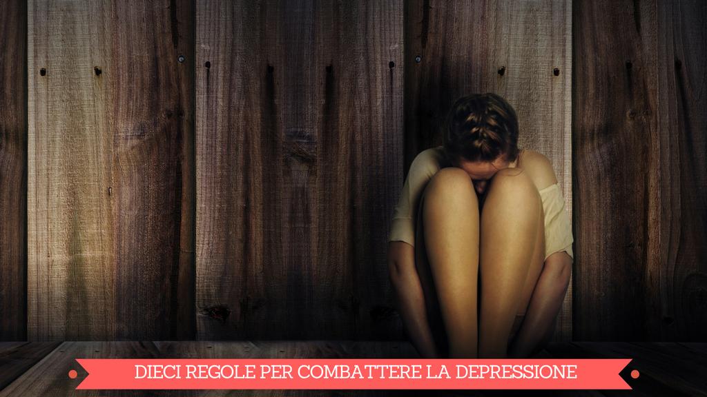 Depressione, ecco come combatterla