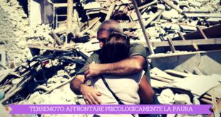 Terremoto Psicologia Villa Mafalda Blog
