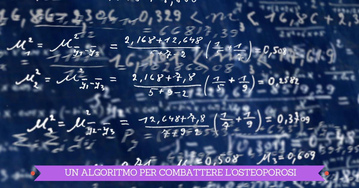 villa mafalda blog- algoritmo contro osteoporosi