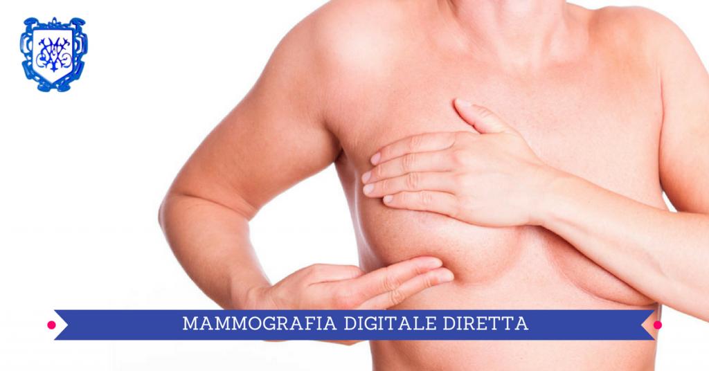 Mammografia digitale diretta - Villa Mafalda Blog