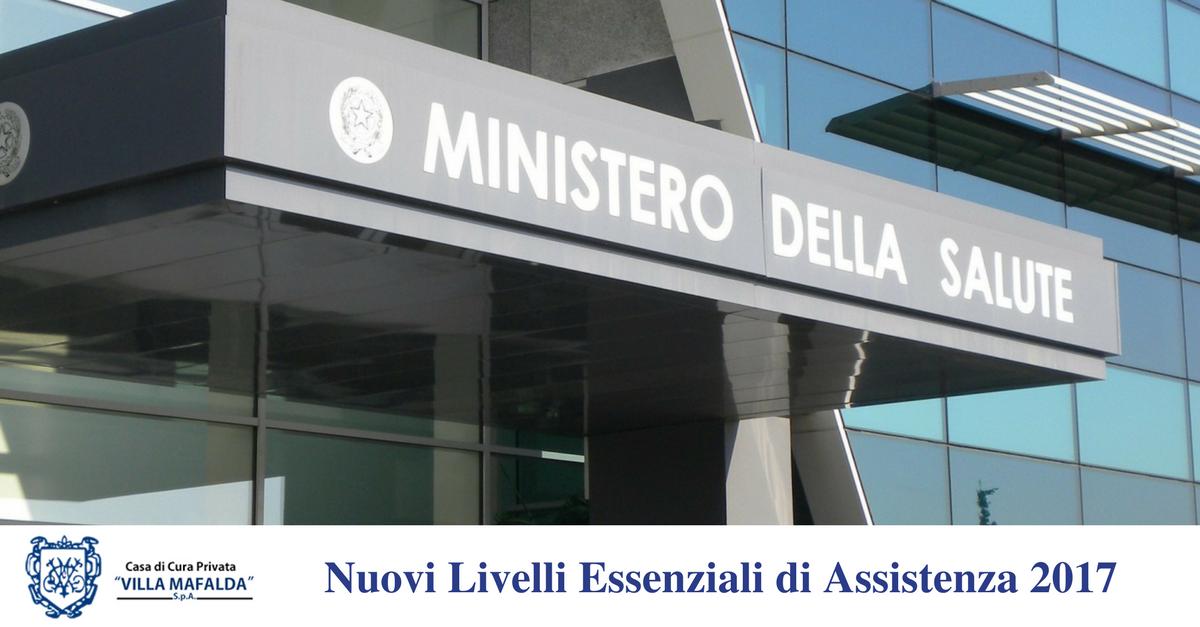 Approvati i nuovi Livelli Essenziali di Assistenza 2017