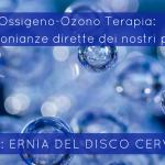 Ossigeno-Ozono Terapia - Ernia del disco cervicale - Villa Mafalda Blog