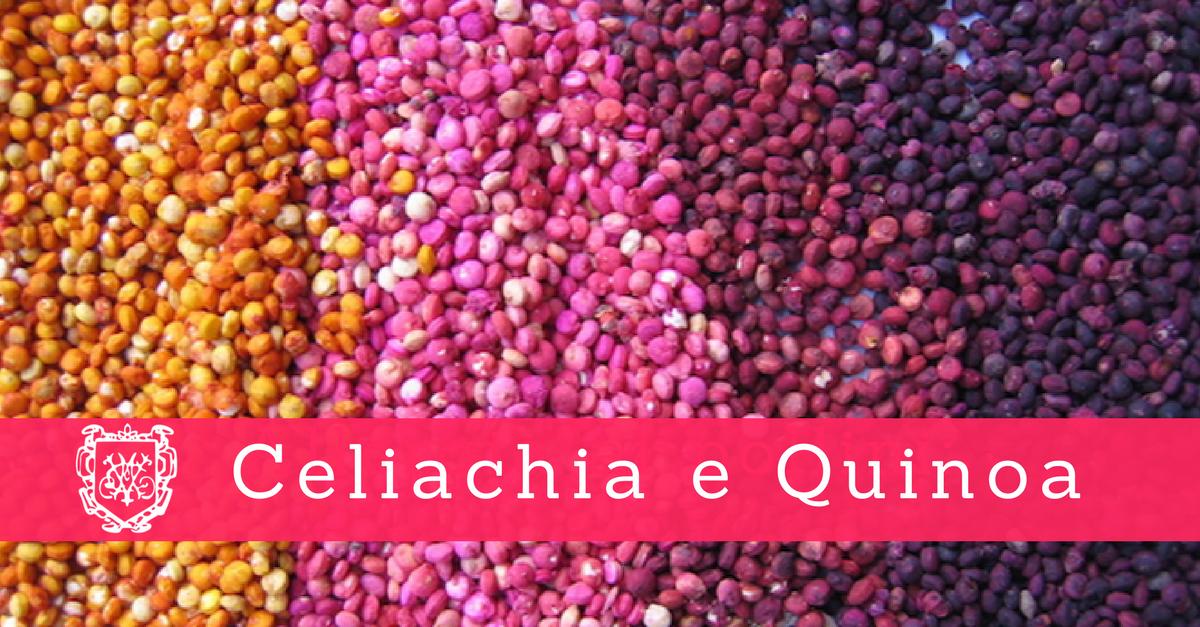 Celiachia e quinoa