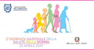 Giornata Nazionale della Salute della Donna 22 aprile - Villa Mafalda Blog
