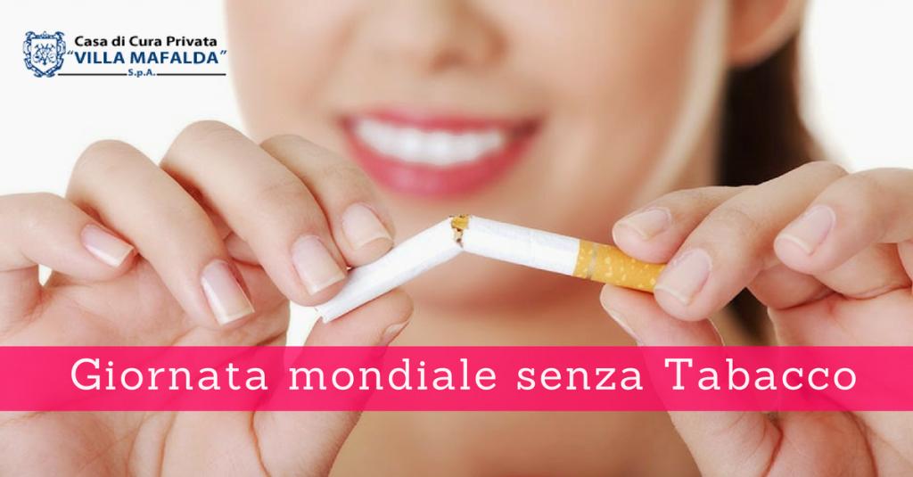 Giornata mondiale senza Tabacco 2 - Casa di Cura Villa Mafalda di Roma