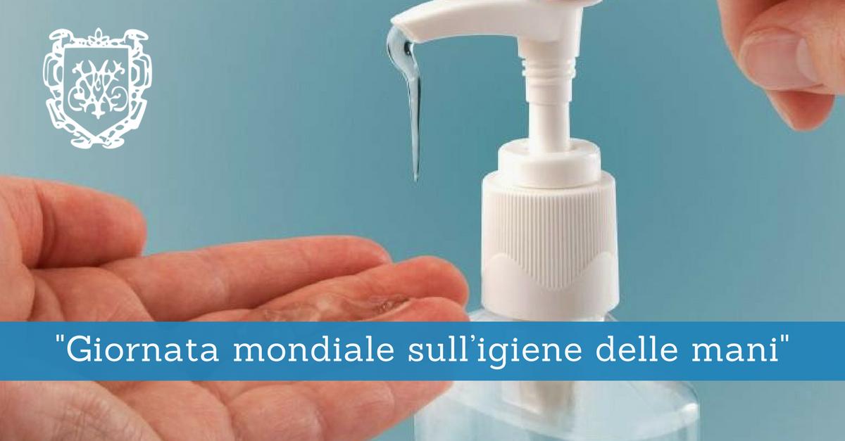 """""""Giornata mondiale sull' igiene delle mani"""""""
