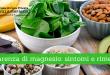Carenza di magnesio - Casa di Cura Privata Villa Mafalda di Roma