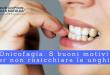 Onicofagia, 8 buoni motivi per non rosicchiare le unghie - Casa di Cura Villa Mafalda di Roma