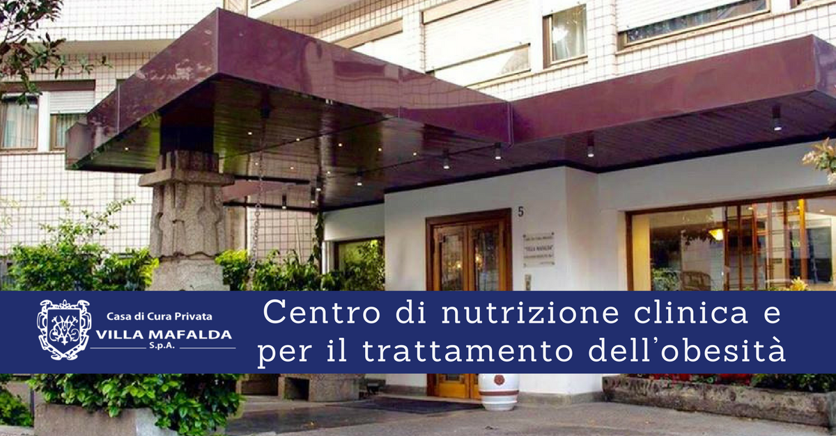 Centro di nutrizione e trattamento dell'obesità