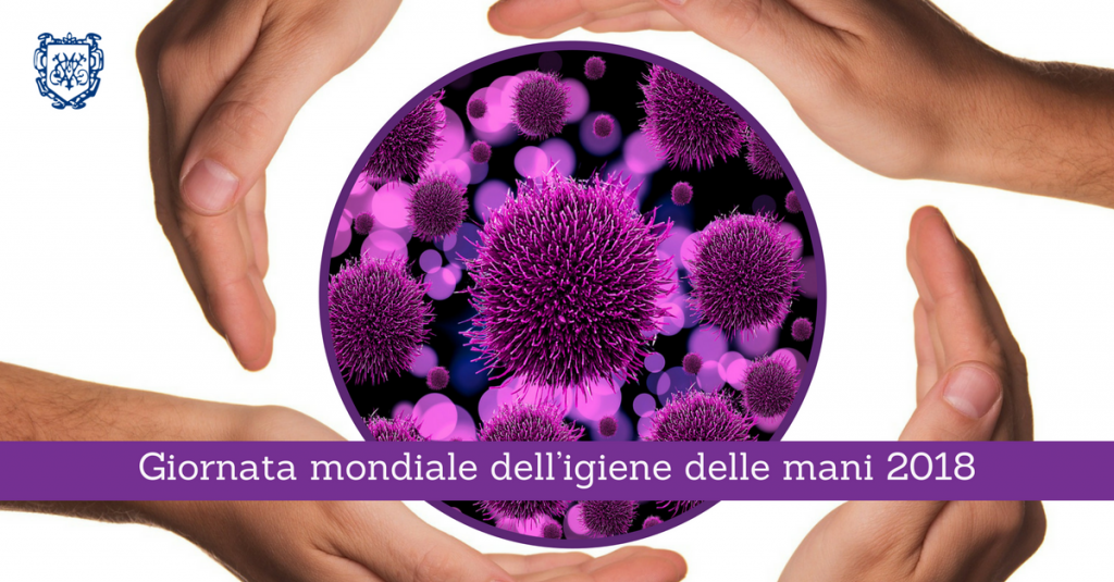 Igienizzazione delle mani, Giornata mondiale 2018 - Casa di Cura Villa Mafalda di Roma - Villa Mafalda Blog