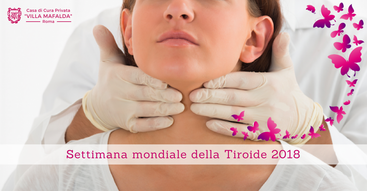 Settimana mondiale della Tiroide 2018