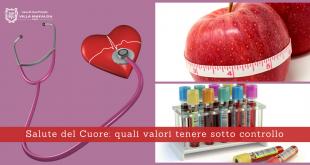 Cuore e salute, quali valori tenere sotto controllo - Casa di Cura Villa Mafalda di Roma - Villa Mafalda Blog