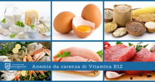 Anemia da carenza di Vitamina B12 - Casa di Cura Villa Mafalda di Roma - Villa Mafalda Blog