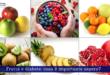 Frutta e diabete, cosa è importante sapere - Casa di Cura Villa Mafalda di Roma - Villa Mafalda Blog