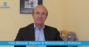 Villa Mafalda: Reparto di Neonatologia e Pediatria
