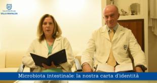 Microbiota intestinale: la nostra carta d'identità
