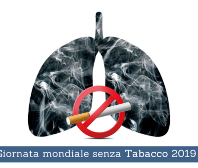 Giornata mondiale senza Tabacco 2019