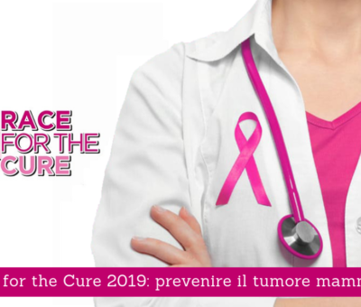 Race for the Cure 2019: prevenzione del tumore mammario