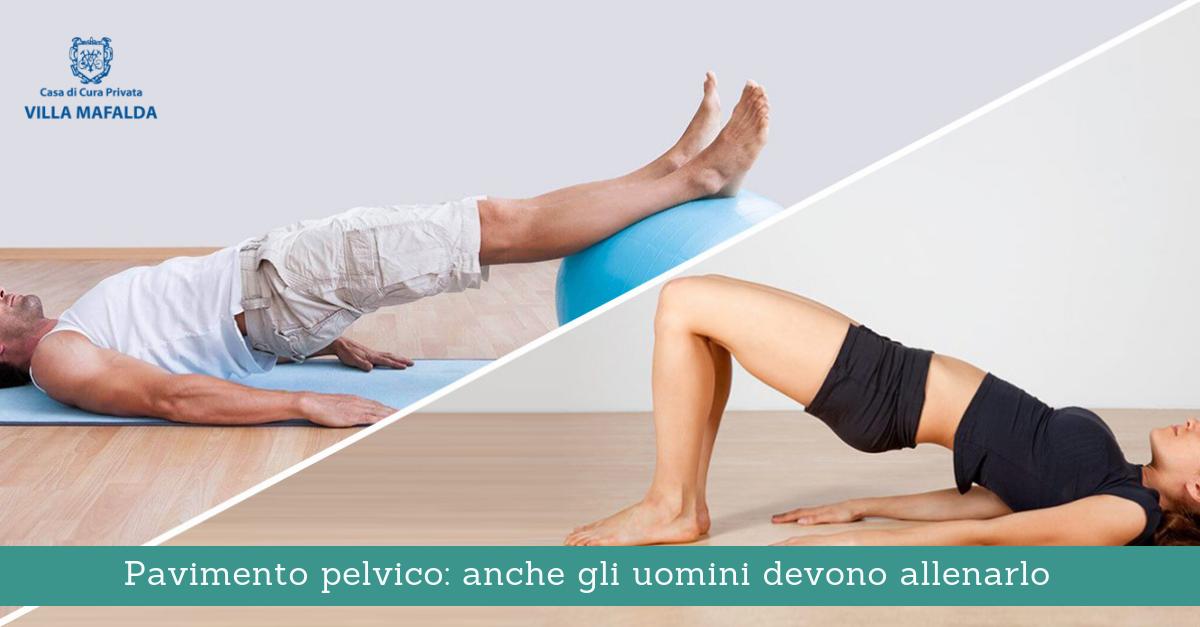 esercizi di prostata sul pavimento pelvico