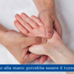 Formicolio alla mano, potrebbe essere il tunnel carpale - Casa di Cura Villa Mafalda di Roma - Villa Mafalda Blog