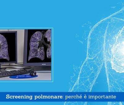 Screening polmonare: perché è importante