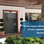 Misure per la sicurezza di tutti i pazienti e accompagnatori che frequentano la Clinica - Casa di Cura Villa Mafalda di Roma - Villa Mafalda Blog