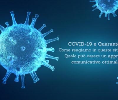 Covid-19 e Quarantena