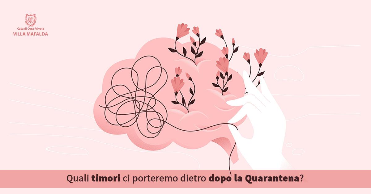Coronavirus, quali timori ci porteremo dietro dopo la Quarantena - Casa di Cura Villa Mafalda di Roma - Villa Mafalda Blog