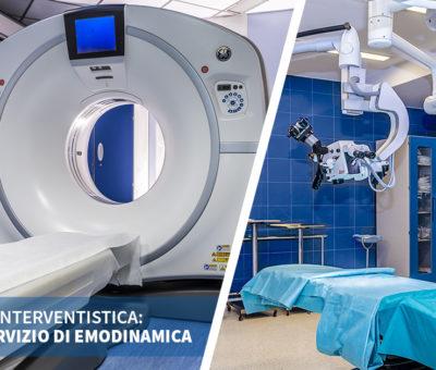 Cardiologia Interventistica: Servizio di Emodinamica