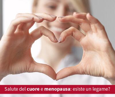 Salute del cuore e menopausa: esiste un legame?