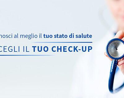 Check-Up: conosci al meglio il tuo stato di salute