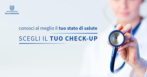 Check-Up, conosci al meglio il tuo stato di salute - Casa di Cura Villa Mafalda di Roma
